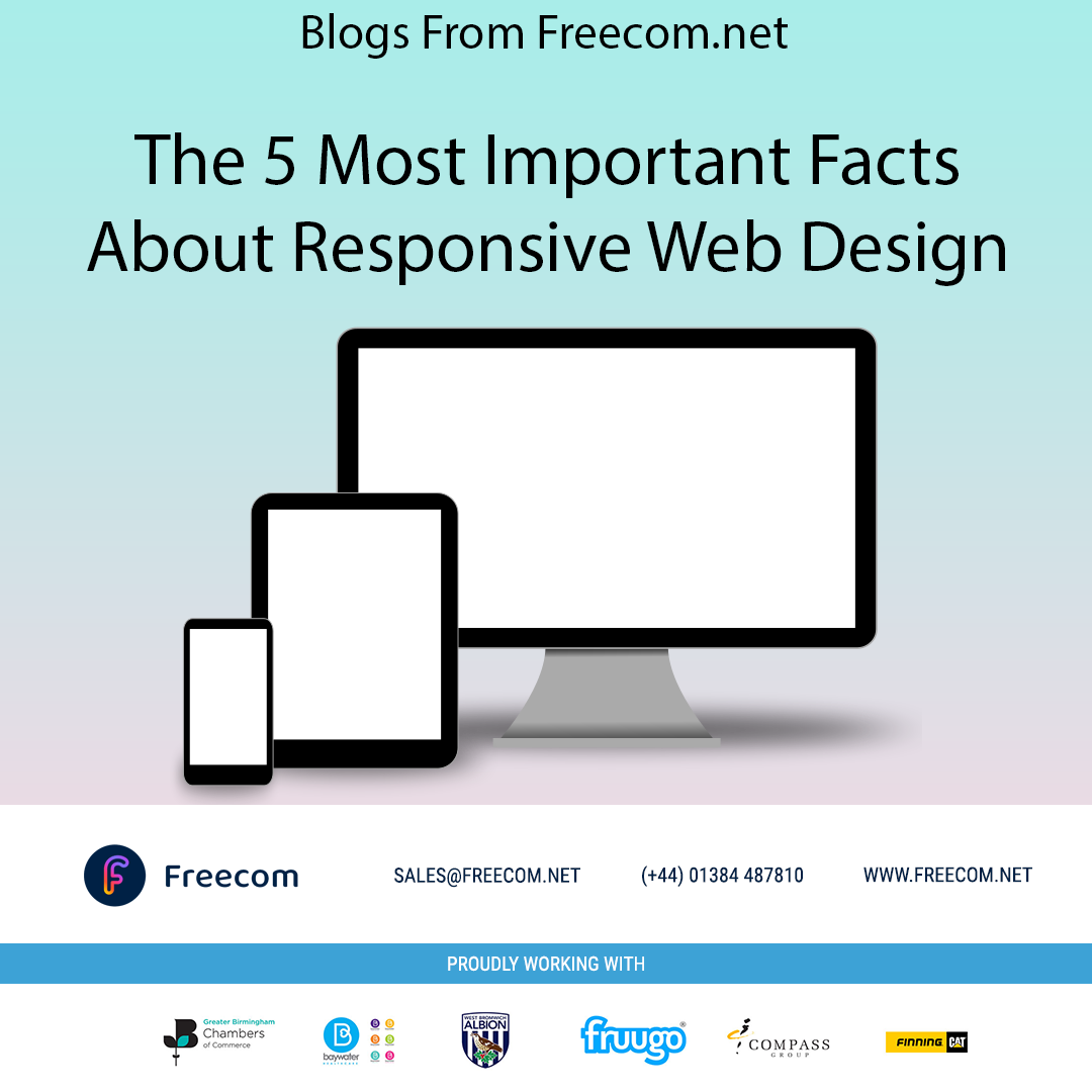 The 5 Most Important Facts About Responsive Web Design According to Digital Silk